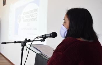 ASAMBLEA CANTONAL PARA SOCIALIZACIÓN DEL PRESUPUESTO PARTICIPATIVO 2021