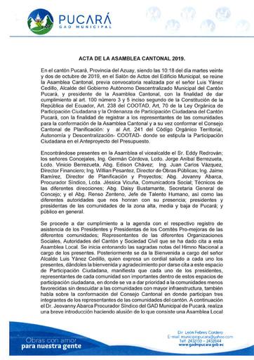ACTA ASAMBLEA CANTONAL 2019 PRESUPUESTO PARTICIPATIVO (3)